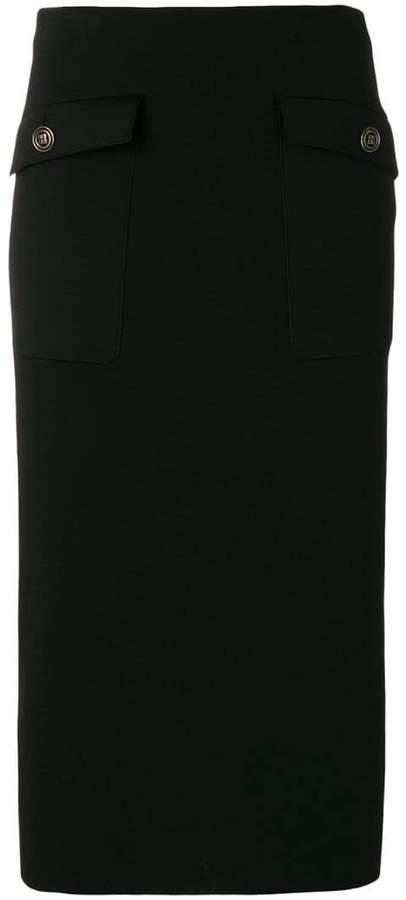 Givenchy high-waisted pencil skirt
