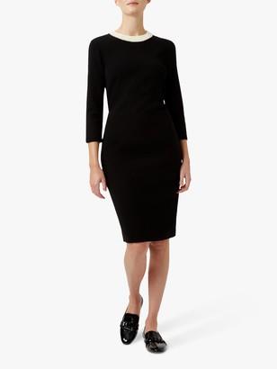 Hobbs Petite Alva Skirt, Black