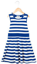Milly Minis Girls' Striped Knit Dress