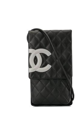 Chanel Pre Owned Cambon Line crossbody shoulder bag