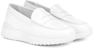 Tod's Exclusive to Mytheresa Gommino leather loafers