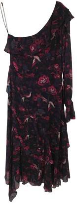Tanya Taylor Multicolour Silk Dress for Women