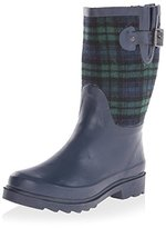 Chooka Women's Euro Plaid Mid