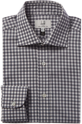 Dunhill Tailored Fit Dress Shirt