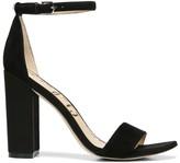 Sam Edelman Yaro Ankle-Strap Suede Sandals