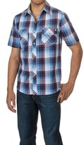 Dickies Two-Pocket Plaid Shirt - Short Sleeve (For Men)