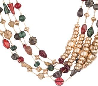 Linea by Louis Dell'Olio Capri Five-Strand Necklace