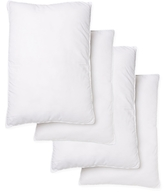 Gusseted Microfiber Firm Pillows (Set of 4)