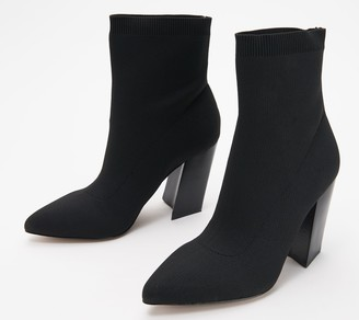 Vince Camuto Stretch Ankle Boots - Setillen