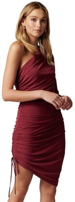 Forever New Anabeth One Shoulder Midi Dress