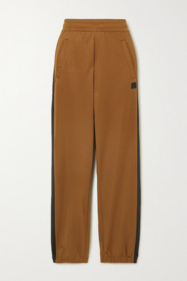 Acne Studios Jersey Track Pants - Brown