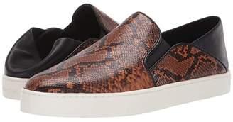 Vince Garvey (Denim Snake Print Leather) Women's Shoes
