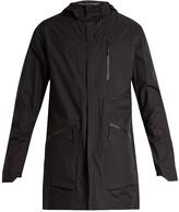 Peak Performance Civil Light hooded weather-proof jacket