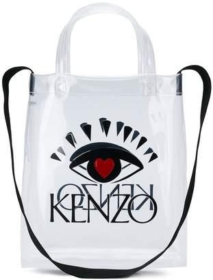 Kenzo I love Capsule tote bag
