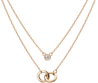 AUrate New York Layer Cake Necklace Set