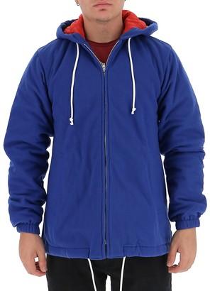 Comme des Garçons Shirt Drawstring Hooded Jacket