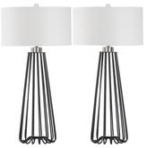 Safavieh Metal Estill Table Lamps (Set of 2)