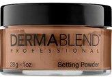 Dermablend Loose Setting Powder (Smudge Resistant Long Wearability) - Warm Saffron - 28g/1oz