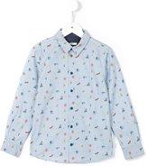 Paul Smith printed shirt