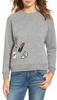 Rebecca Minkoff Women's Patch Sweatshirt