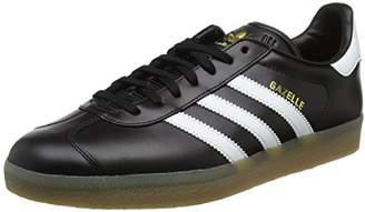 adidas Men's Gazelle Trainers, Core Black, 44 EU