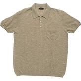 Prada Brown Polo shirt