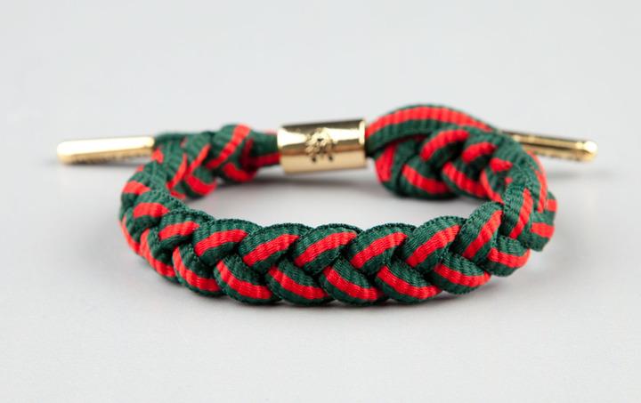 Gucci RASTACLAT Green Bracelet
