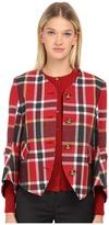 Vivienne Westwood Washed Tartan New DL Jacket