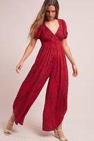 Maeve Millie Printed Jumpsuit