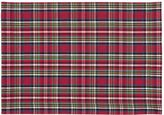 Kaf linens Holiday Plaid 4-pc. Placemat Set