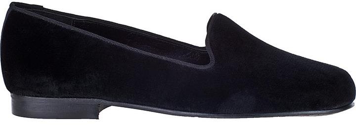 Jon Josef Gatsby Loafer Black Velvet
