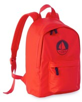 Petit Bateau Childs backpack in coated canvas