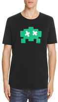 HUGO Dayward Pixel Character Graphic Tee