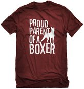 Indica Plateau Mens Proud Boxer Parent T-Shirt