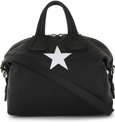 Givenchy Nightingale Star medium leather shoulder bag
