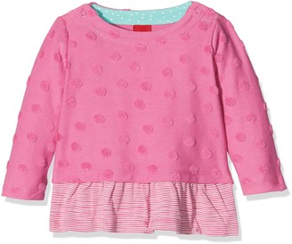 S'Oliver Baby Girls' 65.801.41.4665 Sweatshirt