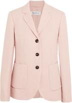 Max Mara Cashmere Blazer - Pastel pink