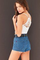 Truly Madly Deeply Riggins Cropped Cami