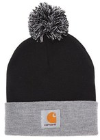 Carhartt Britt Beanie Black/grey Heather