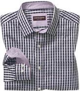 Johnston & Murphy Two-Tone Gingham Shirt