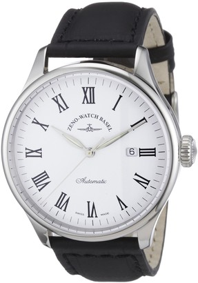Zeno Watch Basel Men's Automatic Watch Retro TRE 6273-i2-roem with Leather Strap
