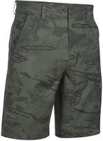"Under Armour Men's 10"" Fish Hunter Flat-Front Shorts"