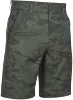 Under Armour Men's Fish Hunter Flat-Front Shorts