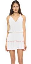 Shoshanna Neon Dot Cover Up Dress