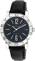 Bulgari Women's BB 42 SL Auto Stainless Steel Watch, 42mm