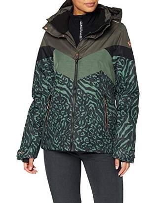 Brunotti Women's Junglefowl Snowjacket Jacket,L