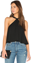 Amanda Uprichard Ash Tank in Black