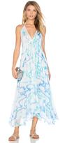 Juliet Dunn Parachute Maxi Dress