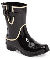 Chooka Women's Fine Line Waterproof Rain Boot