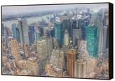 Manhattan New York City by Wam Design (Framed Giclee)